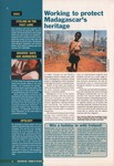Front: Working to protect Madagascar's her...
