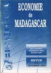 Economie de Madagascar