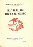Front Cover: L'Ile Rouge