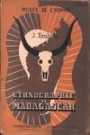 Front Cover: Ethnographie de Madagascar