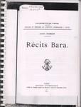 R�cits Bara