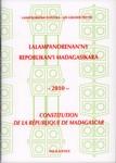 Front Cover: Lalampanorenan'ny Repoblikan'i Mada...