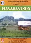 Sarintanan'i Madagasikara / Carte de Madagasikara: Fianarantsoa