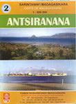 Sarintanan'i Madagasikara / Carte de Madagasikara: Antsiranana