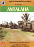 Sarintanan'i Madagasikara / Carte de Madagasikara: Antalaha