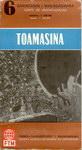 Sarintanan'i Madagasikara / Carte de Madagasikara: Toamasina