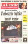 Front Cover: Diplomatie: L'Ambassade Anglaise Bi...