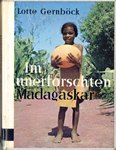 Front Cover: Im unerforschten Madagaskar