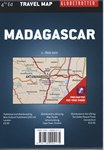 Map: Madagascar: Globetrotter Travel Gui...