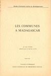 Les Communes � Madagascar
