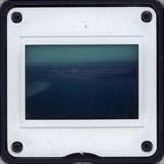 Slide Frame: Morombe from the air