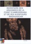 Inventaire des araign?es de la for�t d'Ambodiriana et de ses alentours – Madagascar