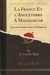 Front Cover: La France et l'Angleterre à Madagas...