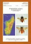 Front Cover: Hymenoptera Apoidea de Madagascar: ...