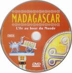DVD Face: Madagascar: L'Île au bout du Monde