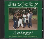 Front of Case: Jaojoby: Salegy!: Hot Dance Music F...
