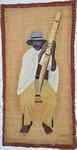 Man Playing Valiha