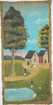 Front: Village Scene