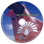DVD Face: Air Madagascar: ATR-42 / DCH-6 / 73...