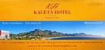 Front: Kaleta Hotel: Hotel & Spa, Fort-Dau...