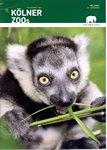 Front Cover: Zeitschrift des Kölner Zoos: Nr 4/2...