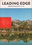 Front Cover: Leading Edge: Madagascar 2016