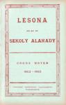 Titlepage (Vol 3): Lesona ho an'ny Sekoly Alahady: Cou...
