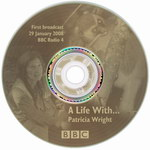 CD Face: A Life With... Patricia Wright