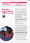 Ensuring sustainability in Madagascar: Lloyds TSB Foundations