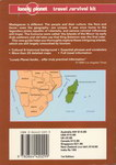 Back Cover: Madagascar & Comoros: A Travel Surv...