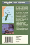 Back Cover: Madagascar & Comoros: A Travel Surv...