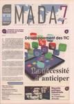 Front Cover: Mada 7 Sur 7: No 20: 23/10/15 &ndas...