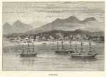 Frontispiece: Madagascar and France: with some ac...