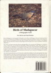 Back Cover: Birds of Madagascar: A Photographic...