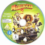 DVD Face: Madagascar: Escape 2 Africa