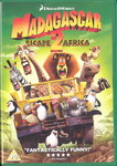 Front of Box: Madagascar: Escape 2 Africa