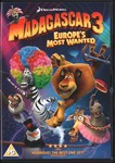 Front of Box: Madagascar 3: Europe's Most Wanted
