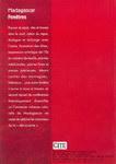 Back Cover: Madagascar Fenêtres: Volume 2