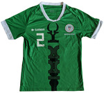 Madagascar 2019 Football T-Shirt: 2 Carolus
