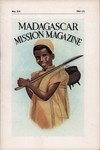 Madagascar Mission Magazine