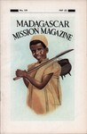 Front Cover: Madagascar Mission Magazine: No. 23...