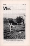 Front Cover: Madagascar Mission Magazine: No. 25...
