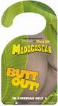 Back: Madagascar Movie Door Sign