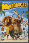 Front of Box: Madagascar