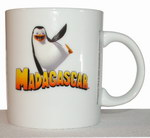 Front: Madagascar Movie Mug