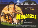 Front: Madagascar Movie Poster