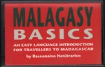 Front of Case: Malagasy Basics: An easy language i...