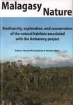 Front Cover: Malagasy Nature: Vol. 3: Biodiversi...