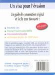 Back Cover: Le Malgache de Poche