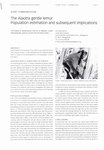 The Alaotra Gentle Lemur: Population Estimation and Subsequent Implications